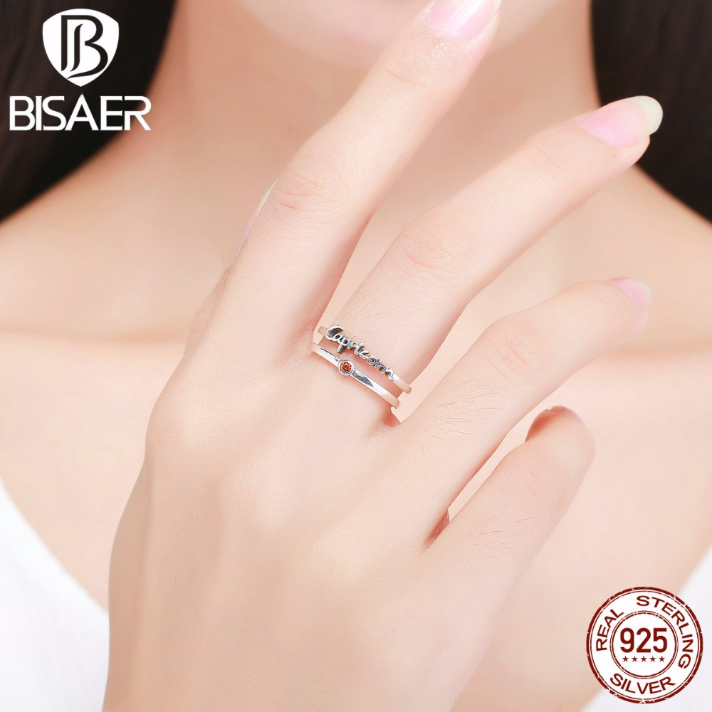 Vintage Authentic 100% 925 Sterling Silver Constellation Capricorn Ladies Finger Rings For Women Sterling Silver Rings Wedding