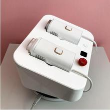 2019new 808nm  hair removal instrument home & beauty salon skin rejuvenation instrument two in one beauty product