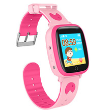 Smart Watch for Child IP67 Waterproof Weather GPS S11 Smartwatch SOS Call Remote Monitor Camera Safty Finder Baby Kids Clock