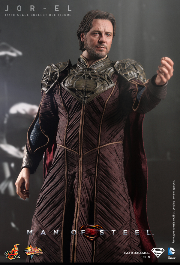 1/6 scale figure doll Man of Steel Jor-El Russell Ira Crowe 12 action figure doll Collectible Figure Plastic Model Toys 2016 compatible zc toys 1 6 scale muscular figure body with russell ira crowe leonardo wolverine head zc01 zc02 zc03