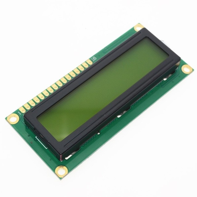 LCD1602 1602 module Blue Green screen 16x2 Character LCD Display Module HD44780 Controller blue black light 2