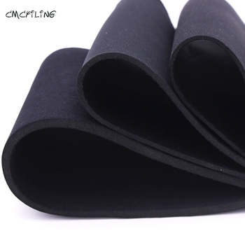 2-5mm SRB Neoprene Fabrics Waterproof Wind Proof For Diving Anti Vibration Protection Against Electric Shock - discount item  21% OFF Arts,Crafts & Sewing