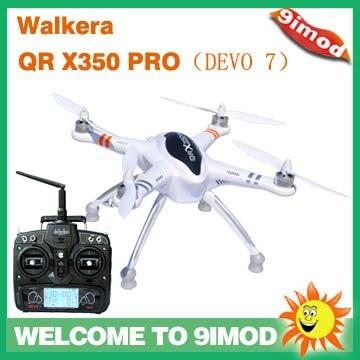 ФОТО 2014 new product! walkera quadcopter qr x350 pro with devo7(rtf1)with gps head lock / ioc function