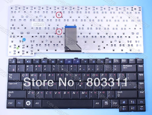 Samsung r60 keyboard driver.
