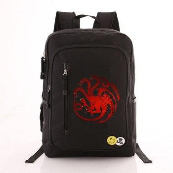 Рюкзак Игра престолов черный