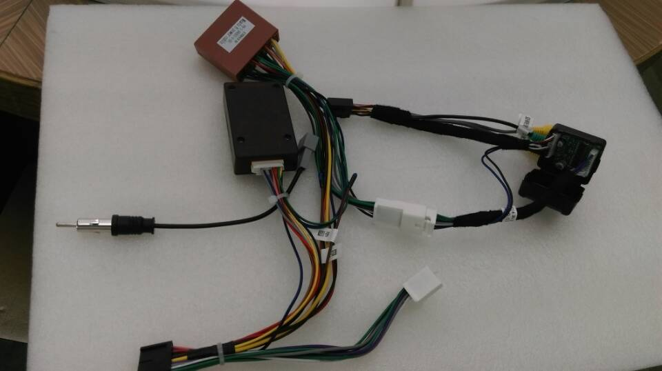 BOSE Car Amplifier Interface Adaptor Harness with Canbus box only
