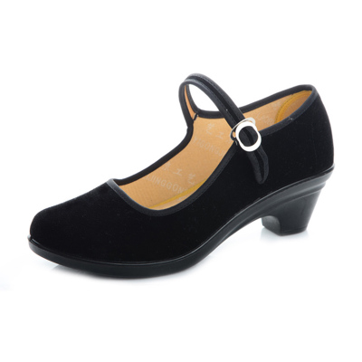 Sweet Loafers Women Heels Shoes for Spring Women Ballet Shoes Breathable Heels Shoes Autumn Shoes Orientpostmark sweet loafers women heels shoes for spring breathable heels shoes autumn shoes women ballet shoes orientpostmark