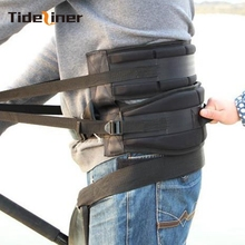 fishing belt rod holder 66cm*26cm +37cm*35cm plastic jigging boat big game fishing tools fighter gimbal