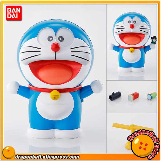 Original BANDAI Tamashii Nations Chogokin Action Figure - GuruGuru DoraemonOriginal BANDAI Tamashii Nations Chogokin Action Figure - GuruGuru Doraemon