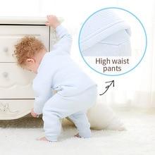 2 pieces Set Cotton Autumn Winter Baby Clothing Set Bebes Suit Warm Tops Pants Infant Newborn Girl Boy Clothes Sets Pajamas Suit