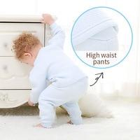 Animal New 2 Pieces Set Cotton Autumn Winter Baby Clothing Set Bebes Suit Warm Tops Pants