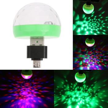 Disco lampe USB, le produit qu'il vous faut absolument pour les fêtes