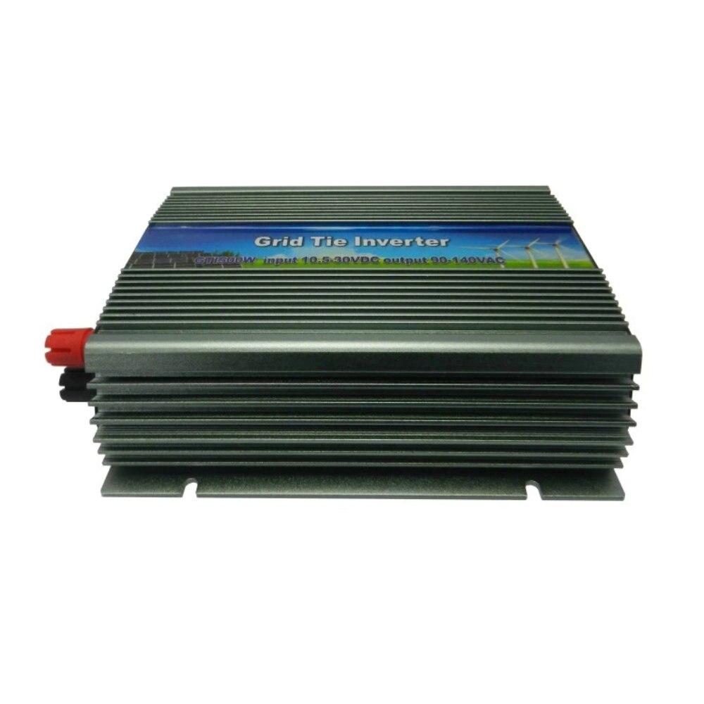 300W Grid Tie Micro Inverter 20V 50V DC , 90V 140Vor 190V 260V AC,workable for 600W 24v,36v Solar panel or Wnd system