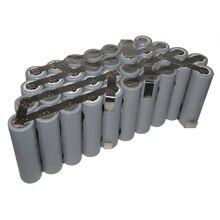 Алюминиевая крышка, 25В 15Ah для Panterra 7ICMR18/65-5 Батарея пакет литий-ионная электровелосипед для самостоятельной установки