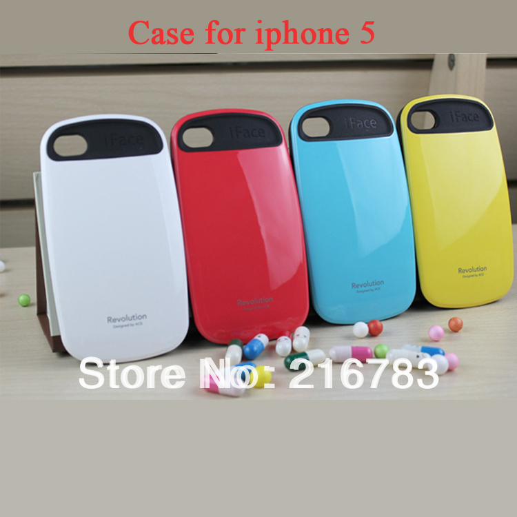 2013 New font b Products b font Hot Selling IFace for iphone 5 5s 5G Case