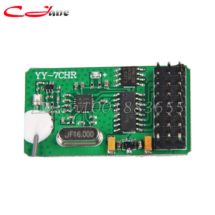 Free shipping Receiver board CX-20-007 for Cheerson Auto-Pathfinder CX-20 RC Drone Quadcopter spare Parts Helicopter spare parts power supply board for cheerson cx 20 rc quadcopter