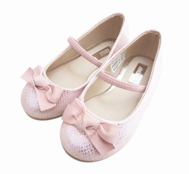 Girls Princess Shoes Euro Brand Flower Girl Shoes Soft Outsole Girls Party and School Shoes Good Breathabiliry Anti-slide