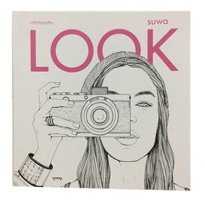 Image 1 - ファッション外観塗り絵アダルトチルドレンのための女の子抗ストレス絵画シークレットガーデンぬりえアカウントサービス