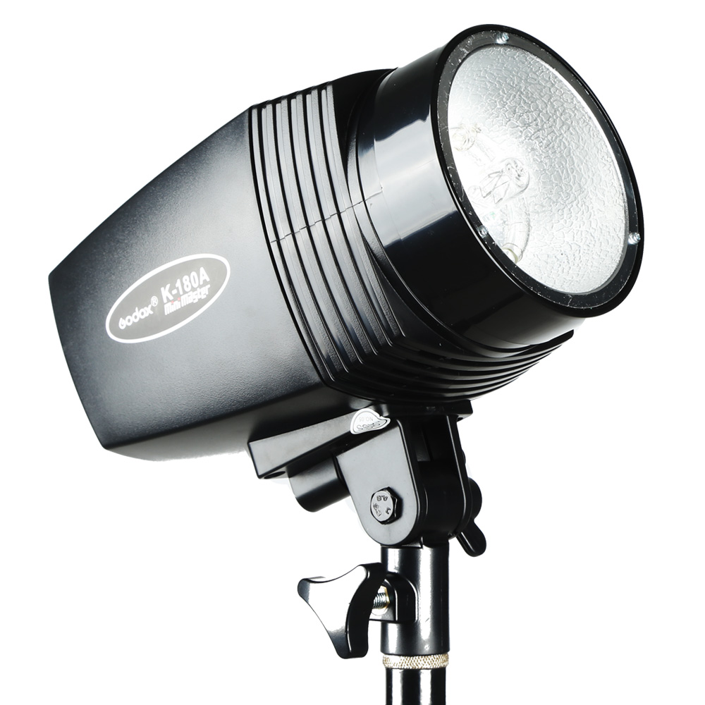 GODOX K-180A 5600 ± 200K Mini Master Studio Flash 180WS Piccolo Studio Fotografia