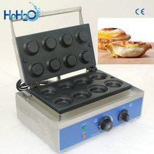 Commercial Non-stick electric egg tart machine pineapple tart making machine tart shell machine tart forming machine(China)