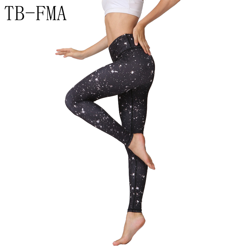 купить Yoga Pants Leggings Push Hip Athletic Sport Leggings Running Tights High Elastic Waist Quick Dry Workout Yoga Leggings Fitness по цене 1100.88 рублей