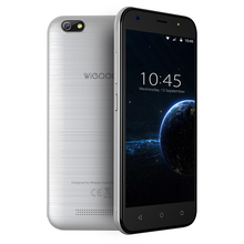 WIEPPO S5 Smartphone MT6580 Quad Core 1G RAM 8G ROM 5.0 Inch 1280*720 8.0MP 3G Android 7.0 Mobile Phone