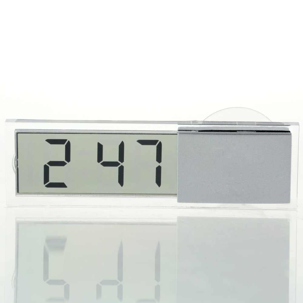 digital clock desk table led  saat wall small office outdoor diy alarm bathroom  temperature coulocks  floor  mirror desk