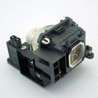 Np15lp/60003121 substituição lâmpada do projetor com habitação para nec m230x/m260w/m260x/m260xs/m300x