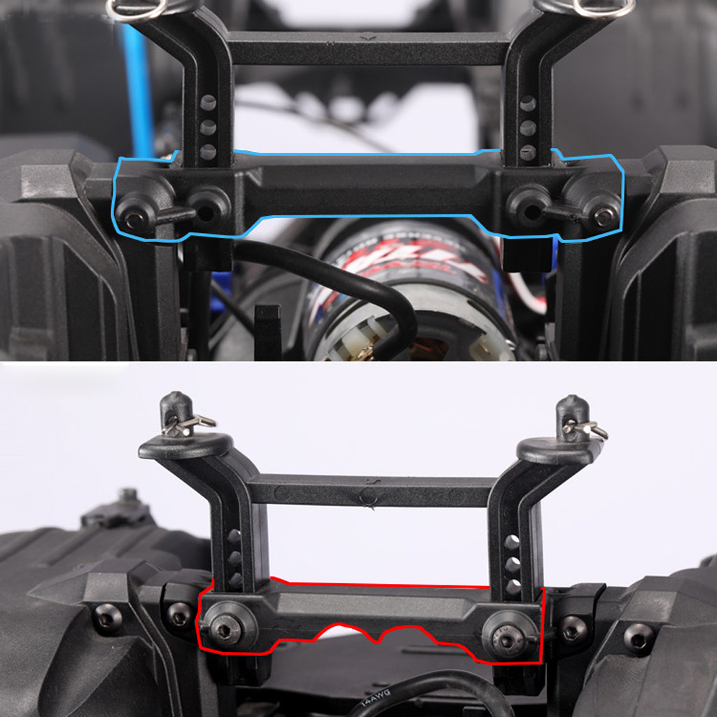 Image 5 - 2019 Portable Suitable Charging Simulation V8 Engine Cover + Fan Radiator For Traxxas TRX4 D90 D110 D130 SCX10 convenient-in Parts & Accessories from Toys & Hobbies
