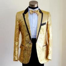 Sequins formal dress latest coat pant designs suit men costume homme terno masculino trouser marriage wedding suits for men's