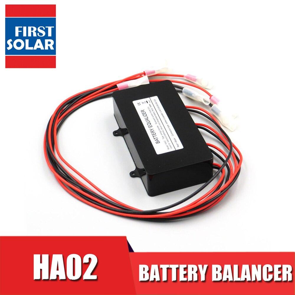 HA02 Batteries Voltage Equalizer balancer for Li li-ion Lead Acid Battery Connected in parallel series for 24v 36v 48v ControlHA02 Batteries Voltage Equalizer balancer for Li li-ion Lead Acid Battery Connected in parallel series for 24v 36v 48v Control