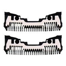 2 adet tıraş makinesi kafa kesici Panasonic WES9068 ES8103 ES8109 ES8103S ES ST23 S8161 ES8101 ES LC62 ES8249 ES GA20 ES GA21