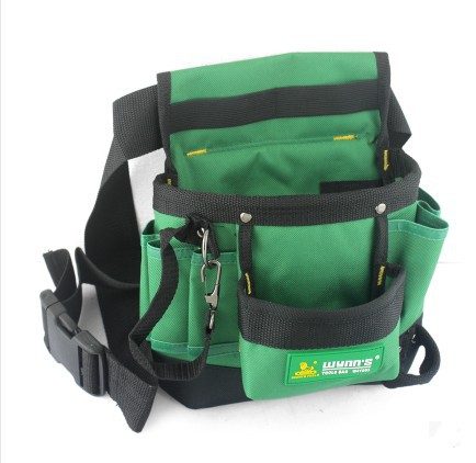 ФОТО Free shipping Hardware Mechanic's Electrician Canvas Tool Bag Utility Pocket Pouch Bag 61036