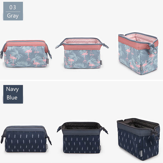 Women Cosmetic Bag Portable Storage Travel High Quality Makeup Bag