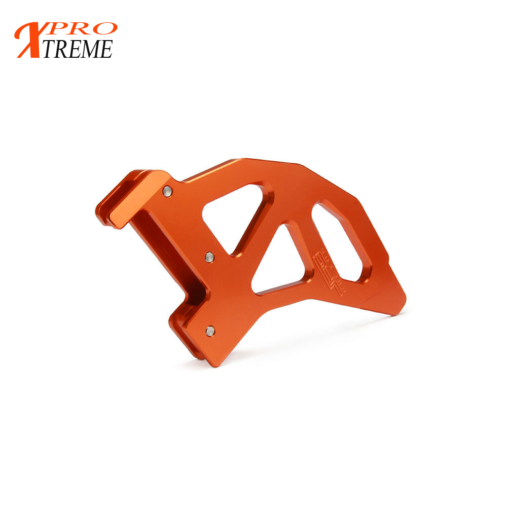 Rear Brake Disc Rotor Cover Guard Protector For KTM Husqvarna 125 150 200 250 300 350 400 450 530 EXC EXCF XCW SX SXF XC XCF