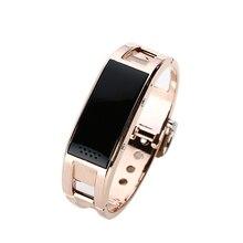 Smart Armband Bluetooth Armband Smartwatch D8 Smart Armreif Schmuck Luxus Uhr Für Samsung HTC Sony Smartphone uhren