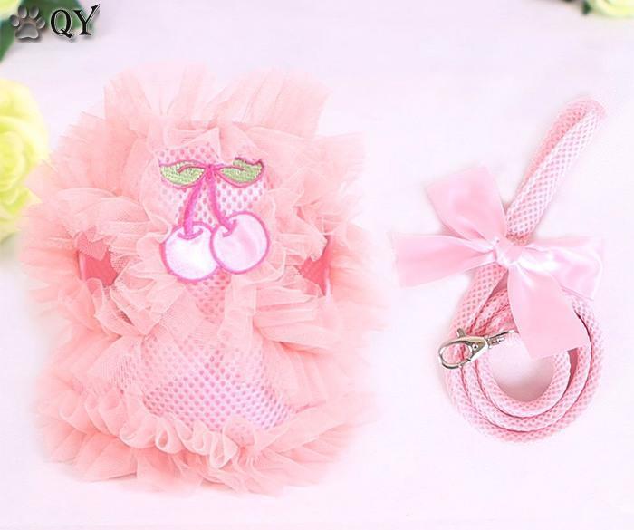 Thoracic Dorsal Airmesh szövet hercegnő csipke kutya macska - Pet termékek