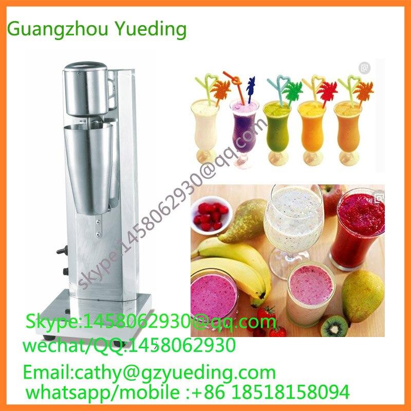 Livraison gratuite électrique fruits lait mélangeur mélangeur faisant la machine prix