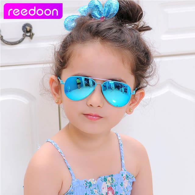 a4dedaa19a56 2016 New Fashion Baby Boys Kids Sunglasses Piolt Style Brand Design Children  Sun Glasses 100%