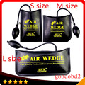 Universal ferramenta HUK Ferramentas KLOM BOMBA WEDGE Air Wedge Entrada Auto Conjunto Airbag Janelas Porta Do Carro Aberta ferramenta Mão Kit De Ferramentas Ferramentas PDR
