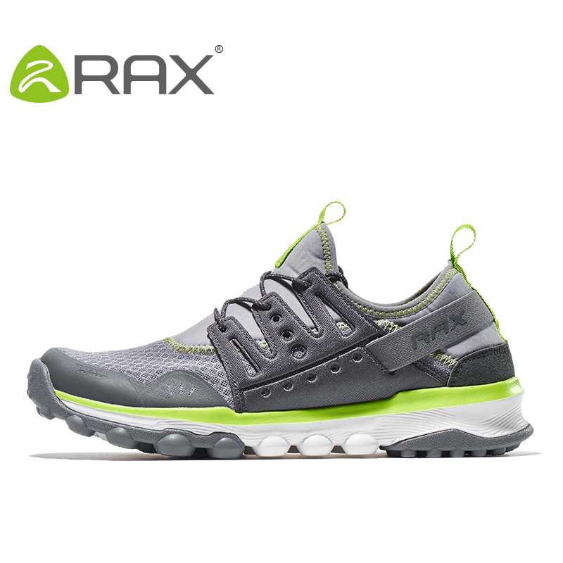 RAX New Arrival Breathable Running Shoes Men Summer Mesh Sports Sneakers Outdoor Sports Trainers For Man Zapatos de Hombre 2017 new arrival spring men casual shoes mens trainers breathable mesh shoes male hombre hip hop street shoes high quality