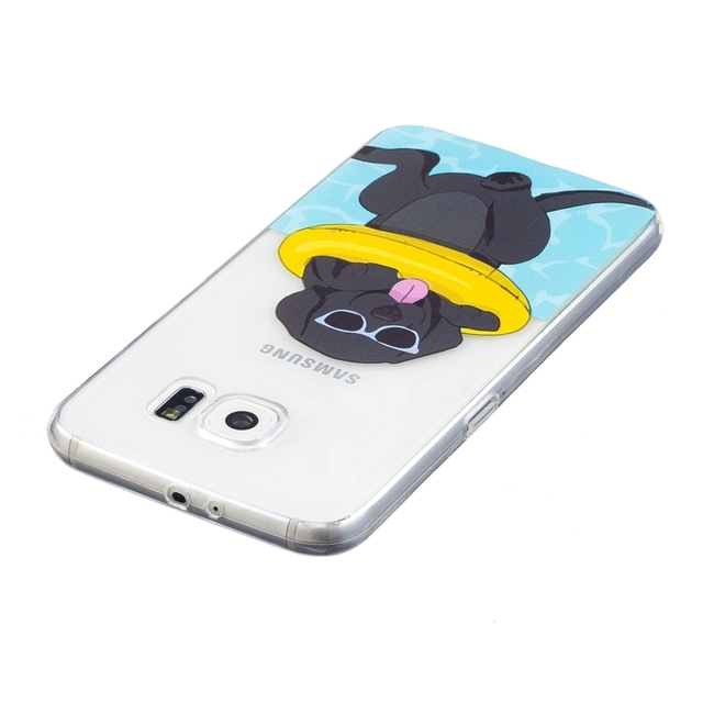 Samsung S6 Silicone Back Cover 4