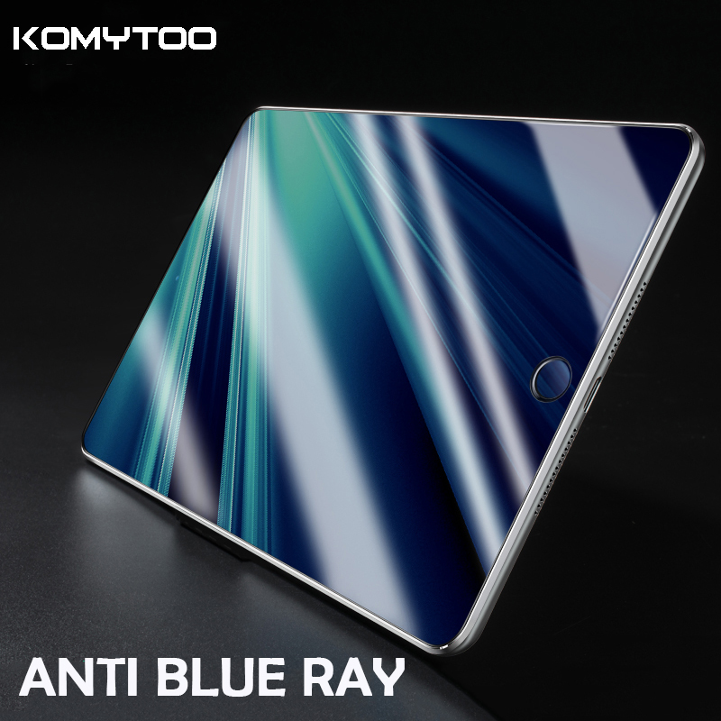Tempered Glass Screen Protector Anti Blue Light For Ipad