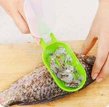 Cooking fishing scraper stainless steel clean fish knife for cleaning fish skin Scaler kitchen tools fishing scales