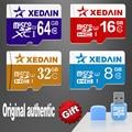 XEDAIN Хорошее Высокое условием карты Памяти Карта Micro Sd 8 ГБ 16 ГБ Класса 10 32 ГБ 128 ГБ micro sd Карты ПАМЯТИ TF флэш-карты Для смарт-телефон