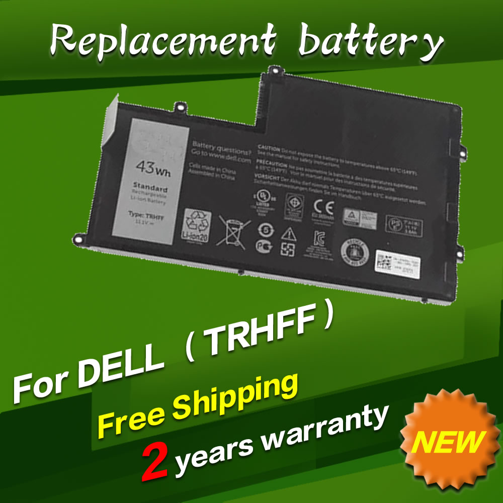 Laptop Battery for Vostro 14-5480D For Dell Inspiron 15 5000 15 5547 for Latitude 3450 1V2F6 TRHFF 01v2f6 jigu laptop battery for dell 15 5000 15 5547 for latitude 3450 for vostro 14 5480d 1v2f6 trhff 01v2f6