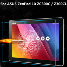 Tempered Glass Screen Protector For Asus ZenPad 10 / Z300C Z300CL Z300CG Z300 Z300M P021 P01T 10.1″ inch Tablet Protective Film