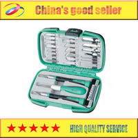 Pro'sKit PD-395A 30-in-1 Multifunctionele Graver Vleesmes Set Deluxe Hobby Knife Kit Gratis Verzending 1843
