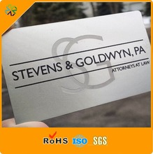 Stainless steel metal business card,mirror card, hollow out personalized custom card