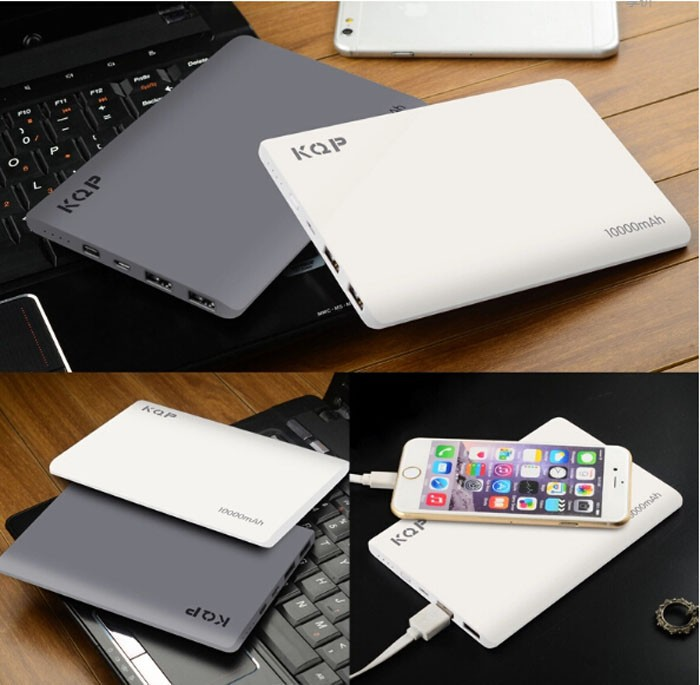slim power bank 10000mah original 10